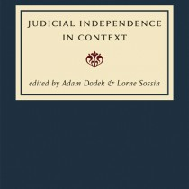 judicial independence in context